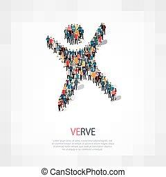 verve people  symbol