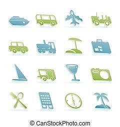 vervoer, reizen, toerisme