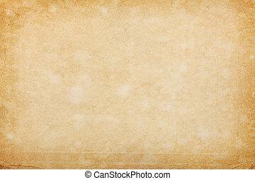 verward, helder, papier, achtergrond, textured