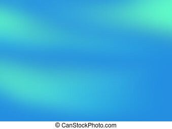 Very blurred abstract colorful background in blue tones