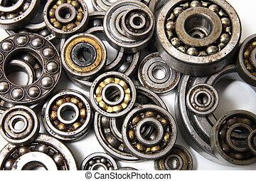 bearing background - very interesting technology bearing...