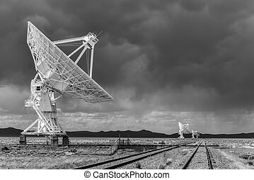 Very Large Array - New Mexico - The Karl G. Jansky Very...