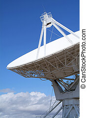 Very Large Array - Landscape of Very Large Array of Radio...