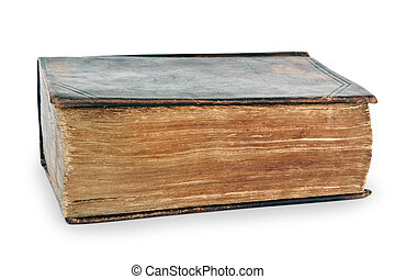 Very old Holy Bible