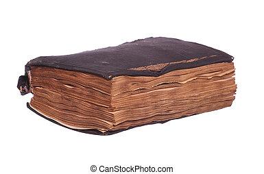 very old prayer book