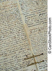 Very useful he old book. The old manuscript
