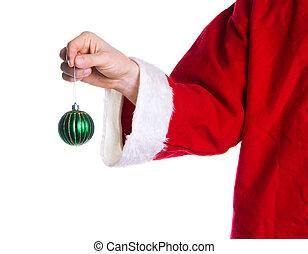 verzierung, weihnachten