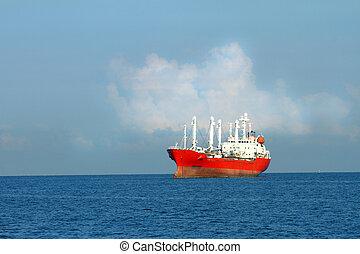 Vessel cargo