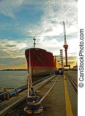 vessel I