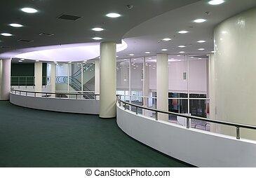vestíbulo, balcón, sala de conciertos