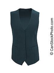 vest isolated on white background