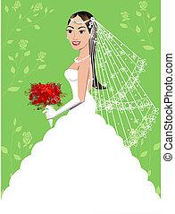 veste, 5, matrimonio