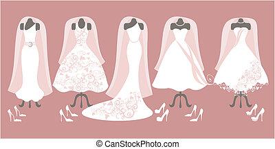vestire, matrimonio