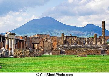 vesuvius, i, pompeii