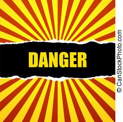 veszély