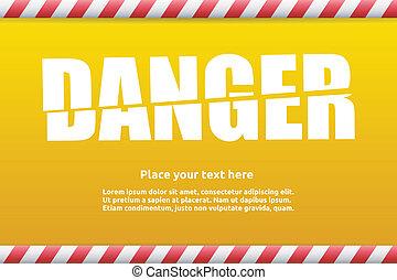 veszély, felszólít cégtábla, sablon, helyett, -e, szöveg