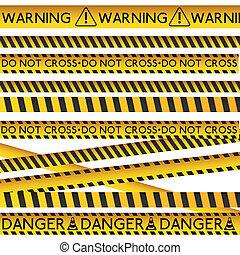 veszély, tervezés