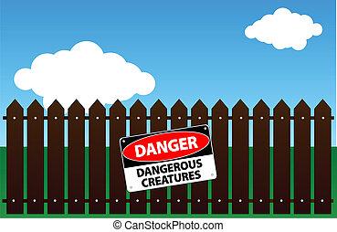 veszélyes, alkotások