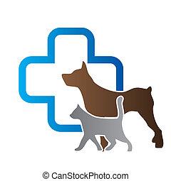 vet-sign - Veterinary sign