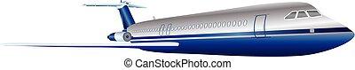 Veteran Jet Airliner