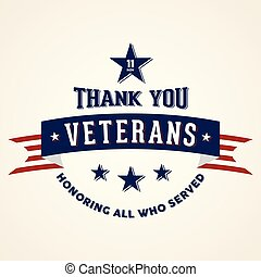 veteranen, u, alles, -, gediende, danken, het huldigen