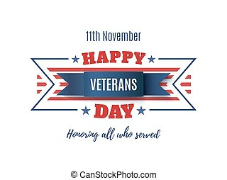 Veterans Day abstract background. - Veterans Day background....