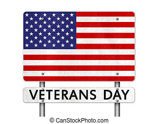 Veterans Day - American federal national day
