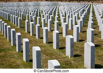 Veterans Day Memorial Cemetery