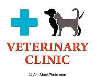 veterinary clinic symbol