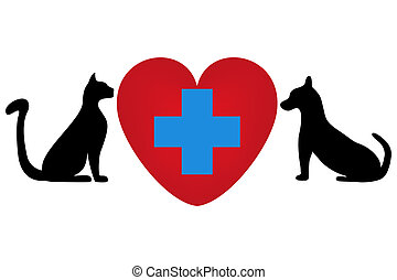 Veterinary symbol