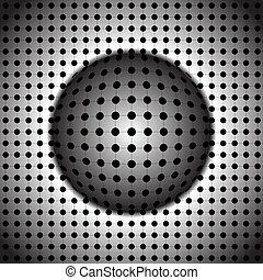 vetorial, óptico, arte