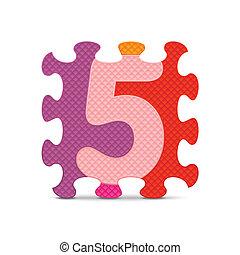 vetorial, 5, número