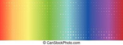 vetorial, abstratos, partícula, futurista, fundo
