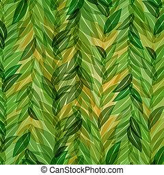vetorial, abstratos, verde sai, fundo