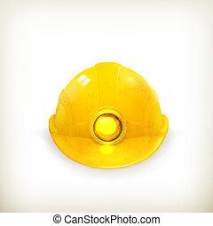 vetorial, capacete