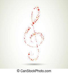 vetorial, clef