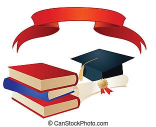 vetorial, graduação, elementos