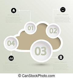 vetorial, infographic, eps10, design.