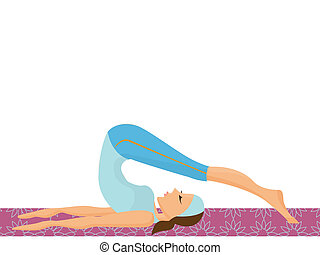 vetorial, ioga