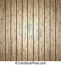 vetorial, madeira, prancha, fundo