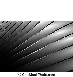 vetorial, metal, prata, fundo