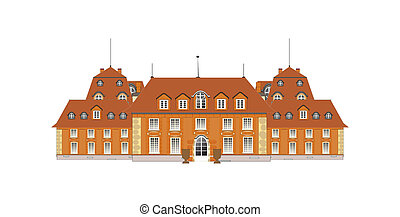 vetorial, palácio