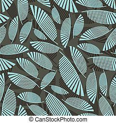 vetorial, seamless, outono, papel parede