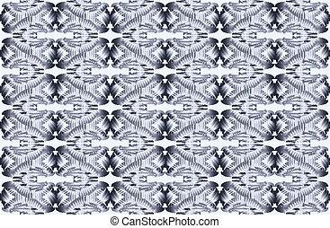 vetorial, seamless, padrão, fundo