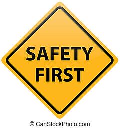 vetorial, segurança primeiro