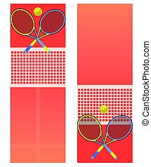 vetorial, tênis, bandeiras, corte, ilustração