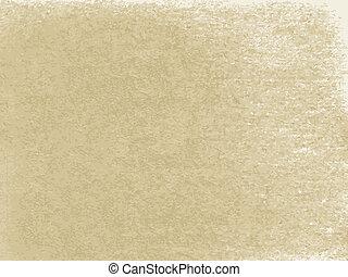 vetorial, textura, de, a, antigas, papel