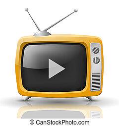 vetorial, tv
