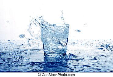 vetro acqua