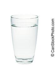 vetro acqua, chiaro